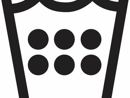 ¿Qué significan los símbolos de lavado de las etiquetas de las prendas?