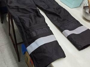 Tinte de uniforme de Guardia Civil y Policía Nacional