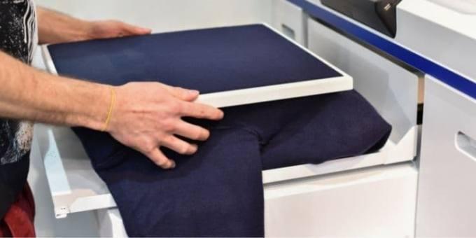Tipos de técnicas de estampación de prendas y tejidos